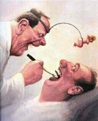 Leggende Metropolitane Dentista