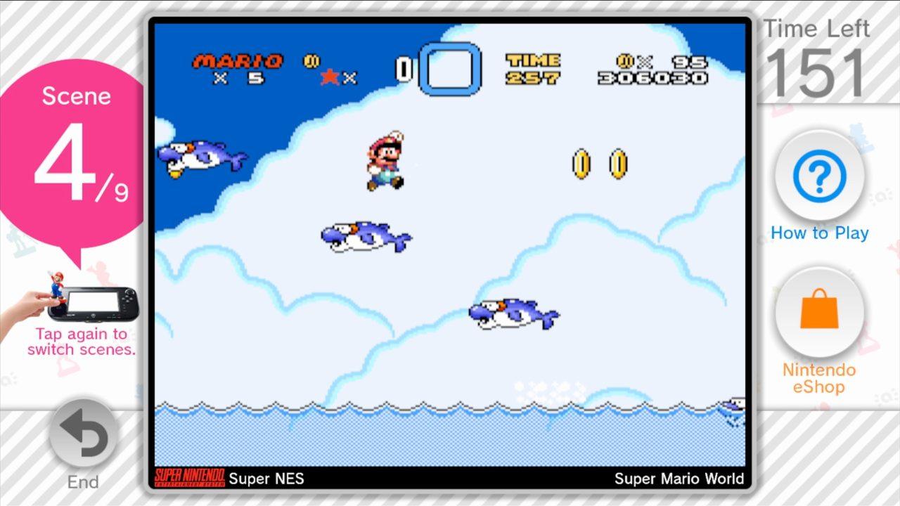 Review: amiibo Tap: Nintendo's Greatest Bits (Wii U eShop) WiiU_amiiboTap_scrn_03