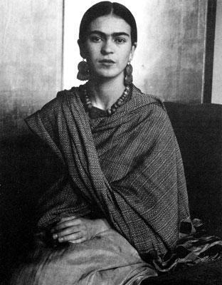 Frida Kalo - Page 3 Frida-kahlo