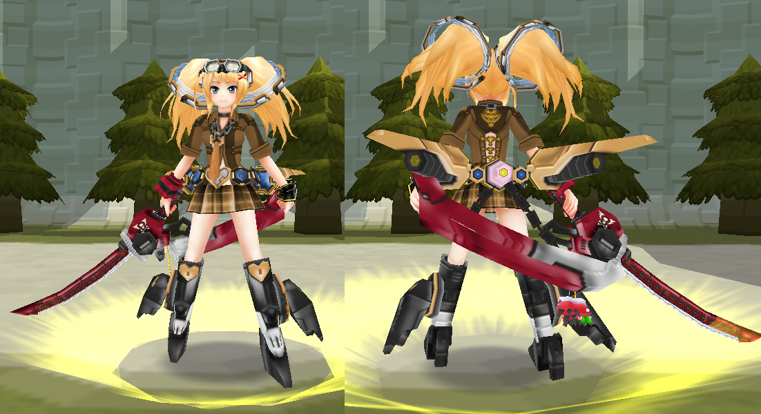 ∠(:3 」∠)_Cosmic Skin Collection(CosColle) by Riri.∠(:3 」∠)_[UPDATE: Shimada Genji and more ship girls!] OnA8c