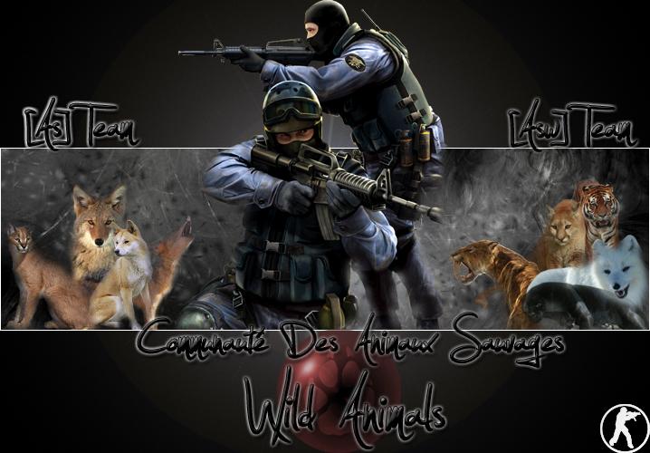 Communauté Wild Animals, Counter Strike Source