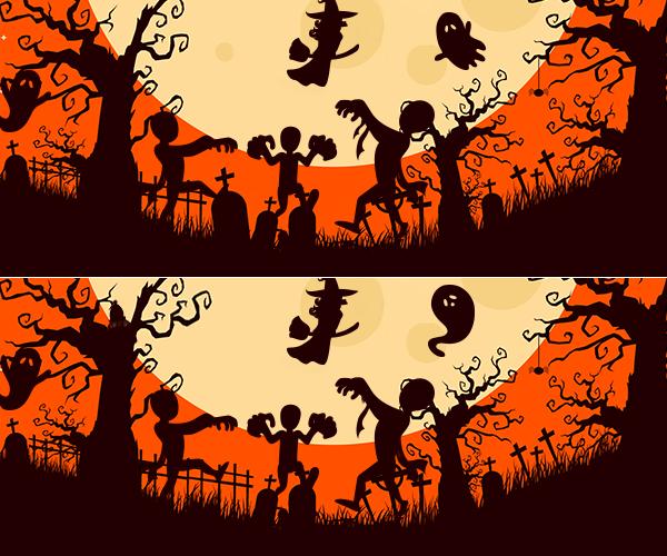 [Halloween 2019][Jeu/Concours] Des paysages changeants... #1 Sept-diff