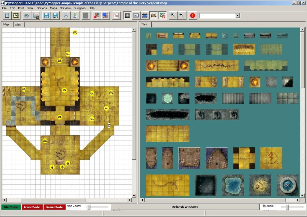 Programa para crear Dungeons Screen1-1024x725