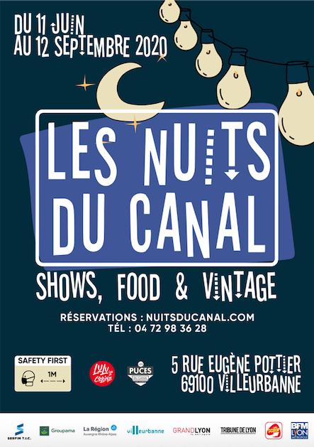 """Villeurbanne : les puces du canal préparent """"Les nuits du Canal"""" Vql25"""