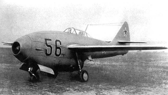Lavochkin - avioni konstruktora Lavočkina Lavochkin-La-156