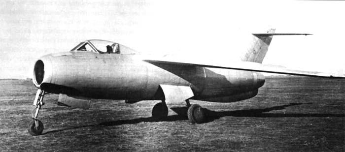 Lavochkin - avioni konstruktora Lavočkina Lavochkin-La-176