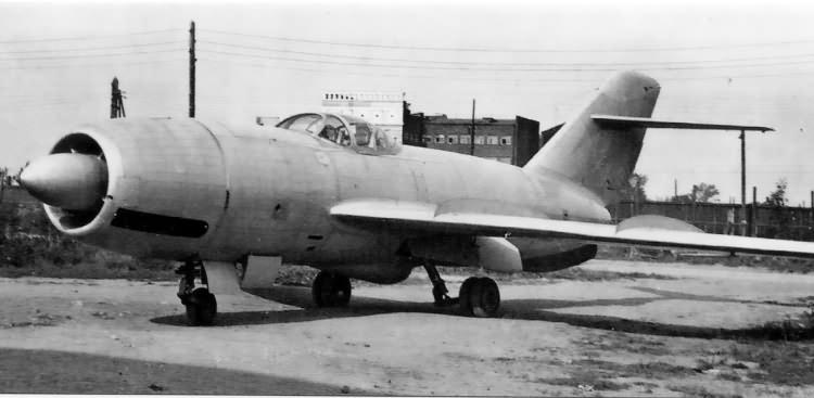 Lavochkin - avioni konstruktora Lavočkina Lavochkin-La-200