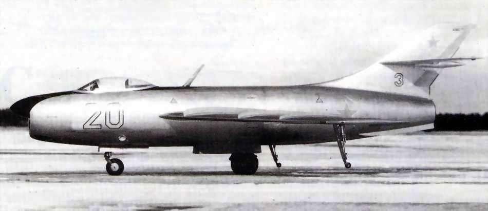 YAKOVLEV - avioni konstruktora Jakovljeva Yakovlev-Yak-50