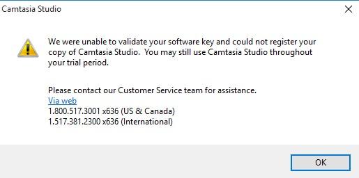 Camtasia Studio 8.4. problem notice. [UPDATED ON 13-03-2016] Screenshot5a0a