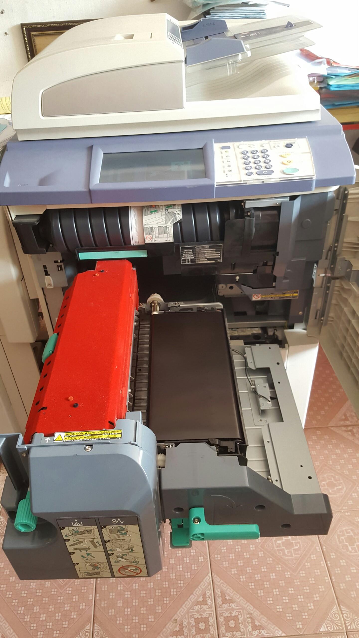 Máy Photocopy Máy Photocopy Toshiba e-Studio 857 chính hãng Tsb8571