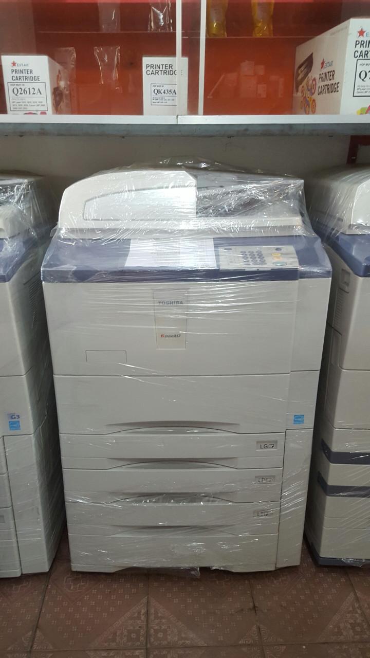 Máy Photocopy Máy Photocopy Toshiba e-Studio 857 chính hãng Tsb8574