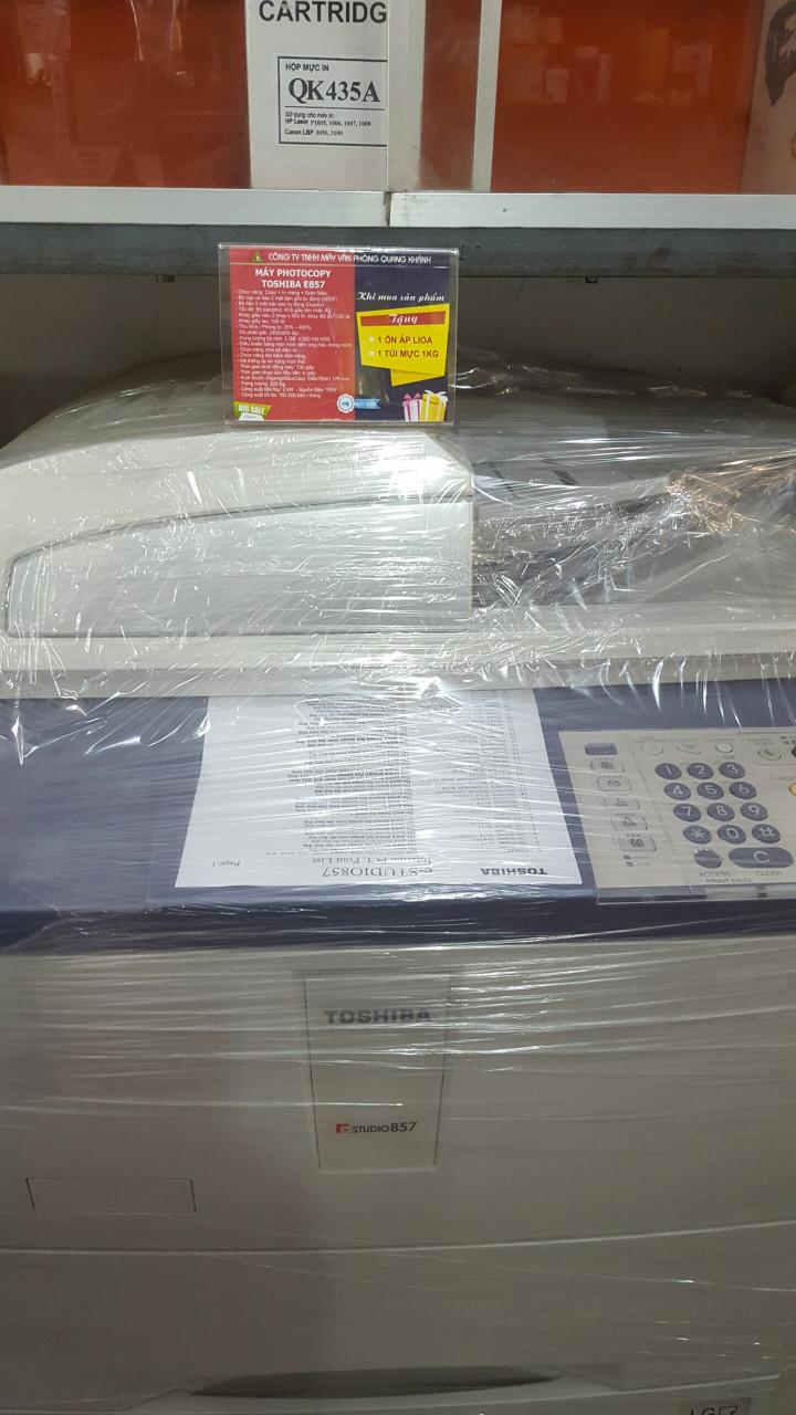 Máy Photocopy Máy Photocopy Toshiba e-Studio 857 chính hãng Tsb8576