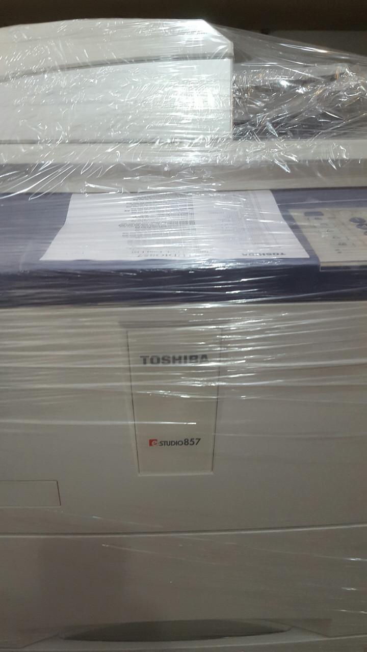 Máy Photocopy Máy Photocopy Toshiba e-Studio 857 chính hãng Tsb8578