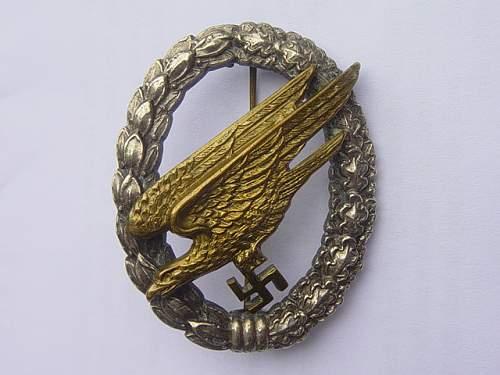 Fallschirmjäger Fallschirmjager-badge-0011