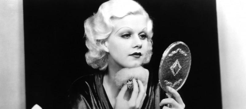 Platine de Régine Detambel, sur l'actrice Jean Harlow 800_d7955a0641ca6f6636d1b80331212240