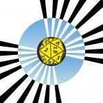 Logotipo Ojo al dado Oad-esquema