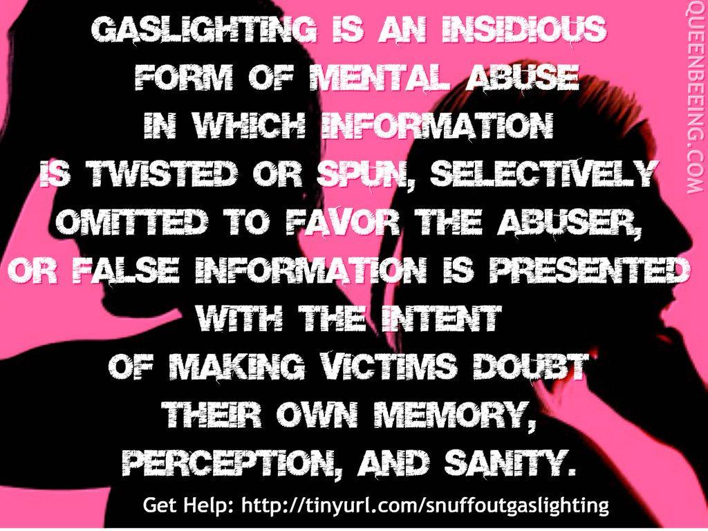 Don't let Gurus Gaslight You! Gaslighting-quote