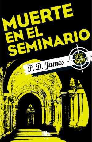 Muerte en el seminario - P. D. James Libro-1499785865