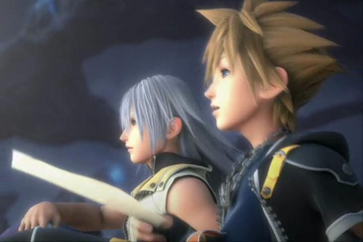 ¿Cuales son vuestros heroes favoritos? (Edicion videojueguil) Riku-y-sora