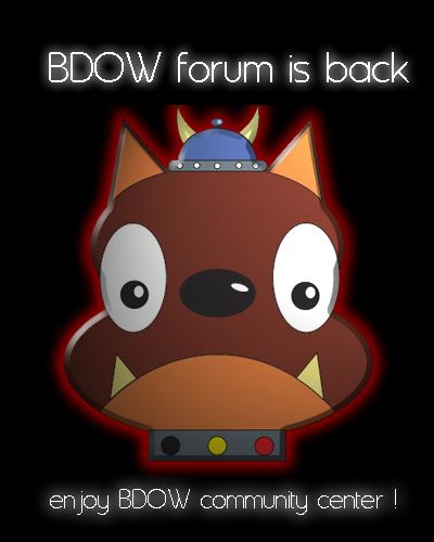 He is back ! Teasing_bdow