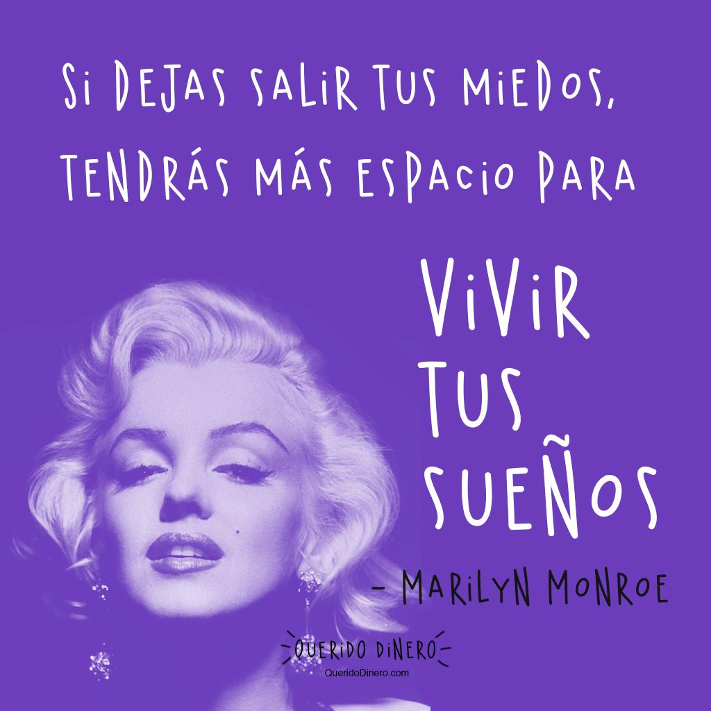 Cosas Inconexas Querido_Dinero-Marilyn_Monroe