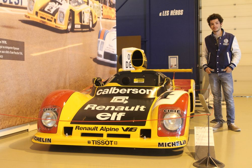 Musée des 24h du Mans IMG_0993