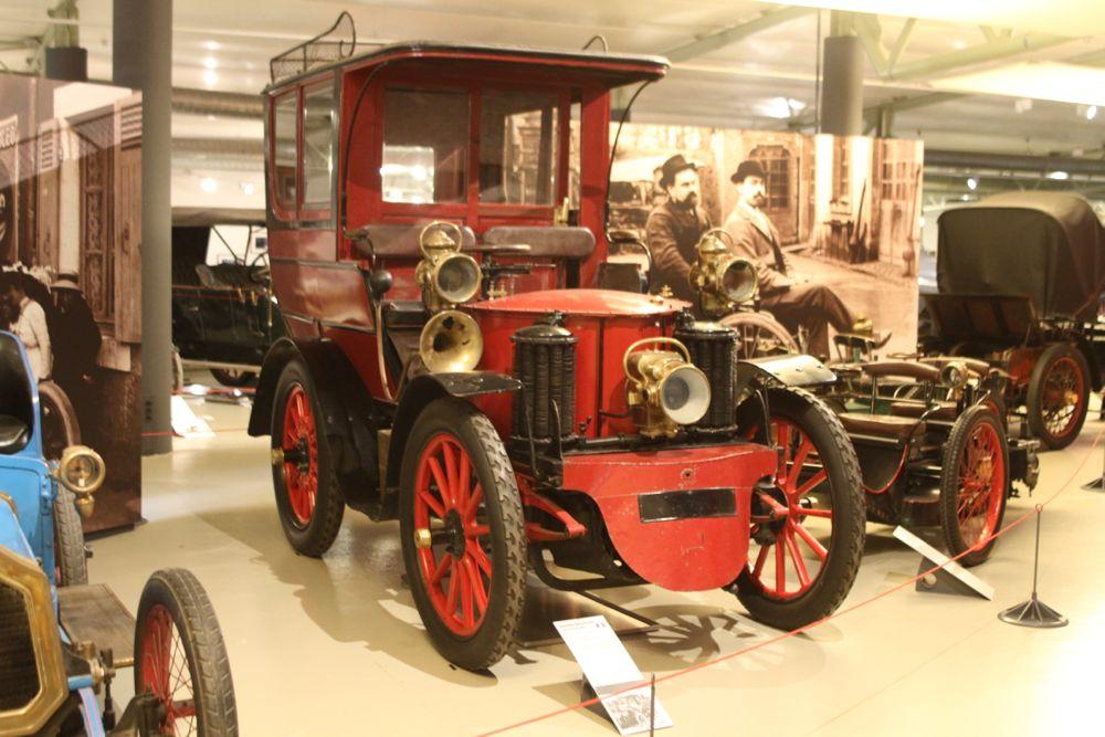 Musée des 24h du Mans IMG_1013