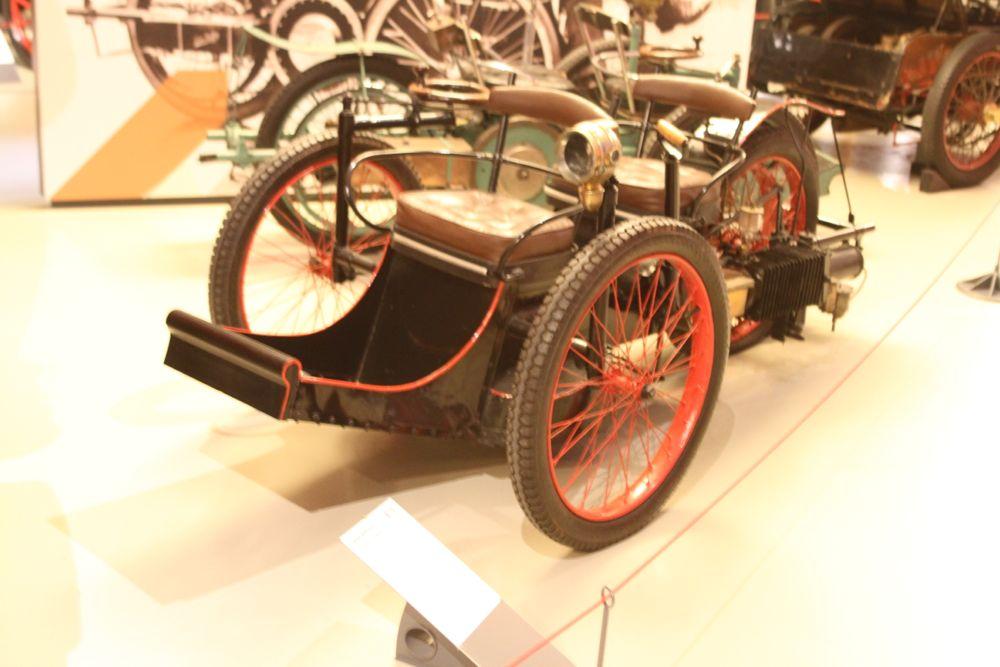 Musée des 24h du Mans IMG_1015