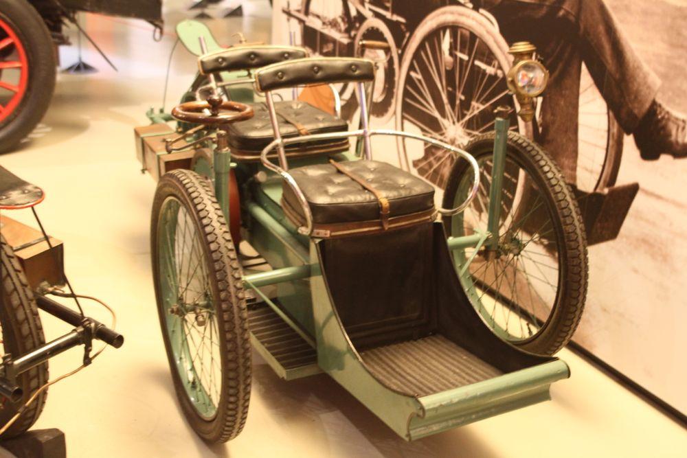Musée des 24h du Mans IMG_1017