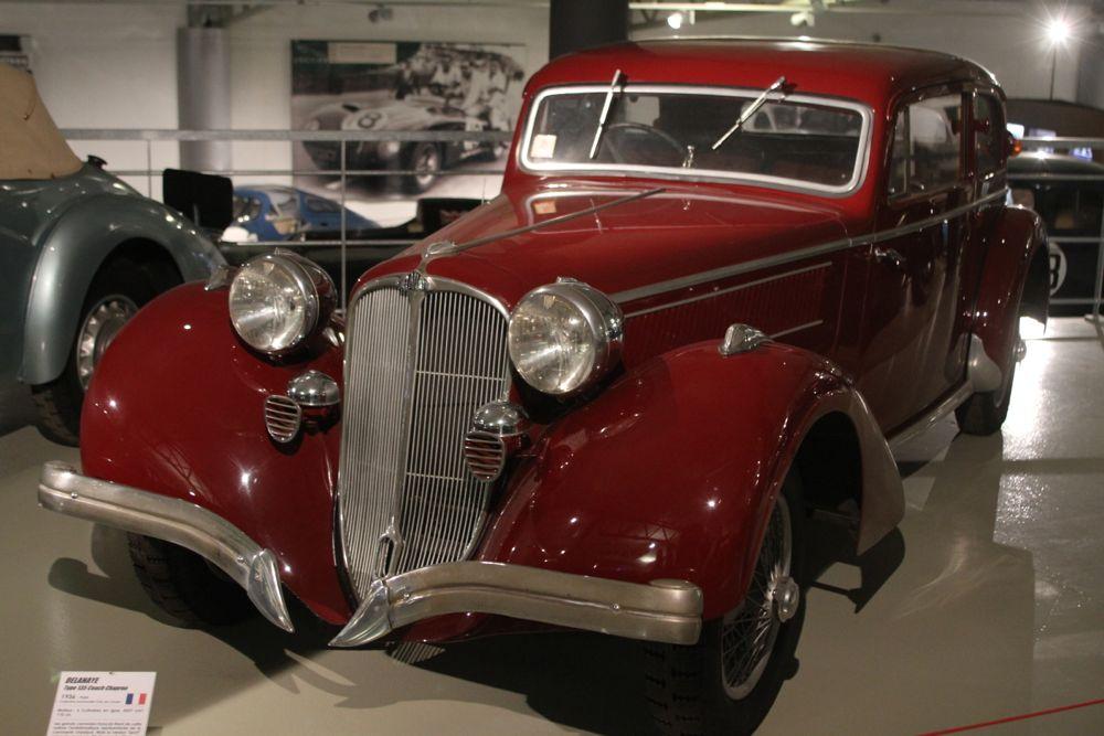 Musée des 24h du Mans IMG_1030