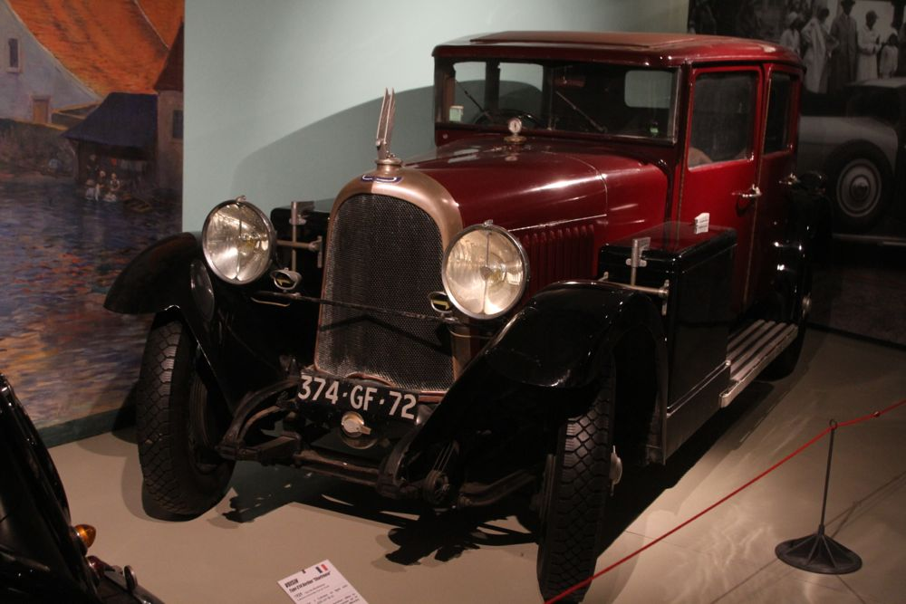 Musée des 24h du Mans IMG_1031