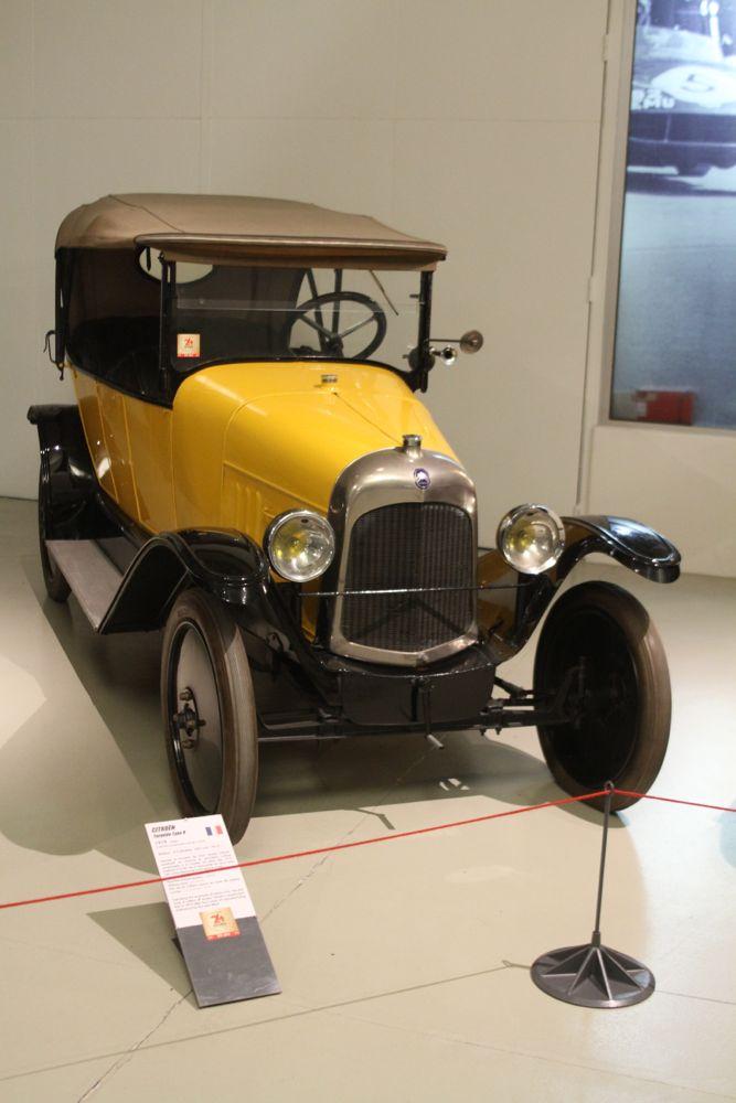 Musée des 24h du Mans IMG_1057