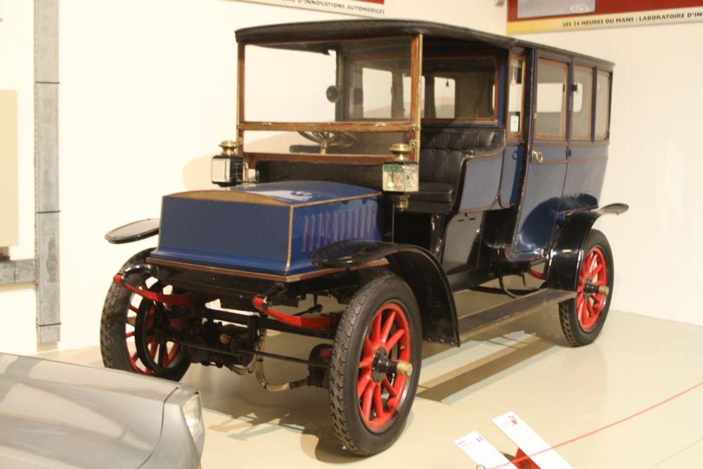 Musée des 24h du Mans IMG_1064