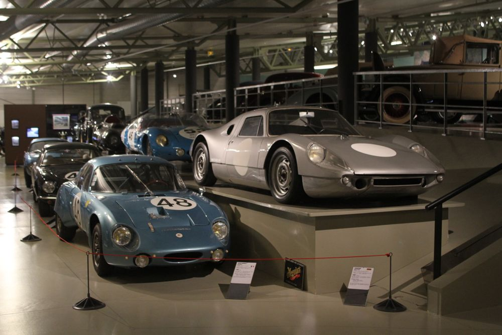 Musée des 24h du Mans IMG_1093