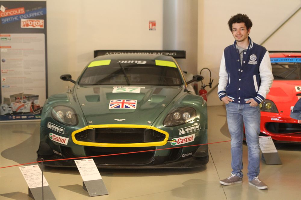 Musée des 24h du Mans IMG_1103