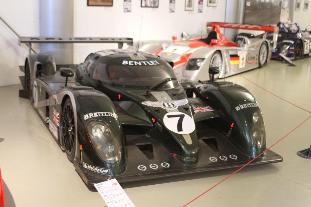 Musée des 24h du Mans IMG_1104