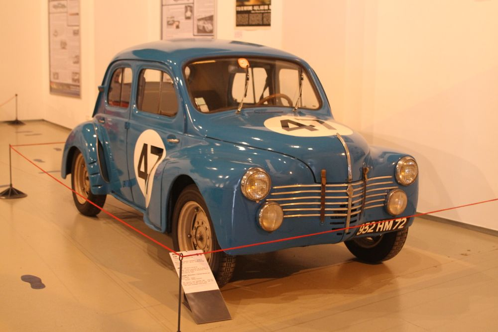 Musée des 24h du Mans IMG_1108