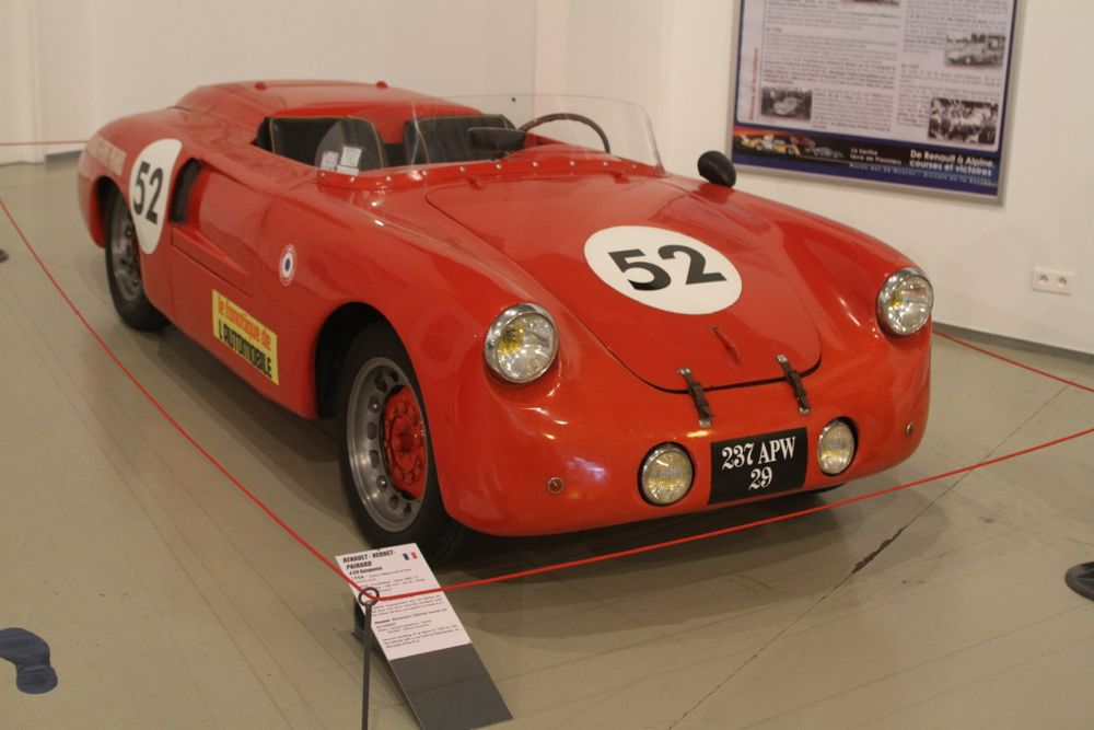 Musée des 24h du Mans IMG_1109