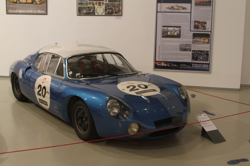Musée des 24h du Mans IMG_1110