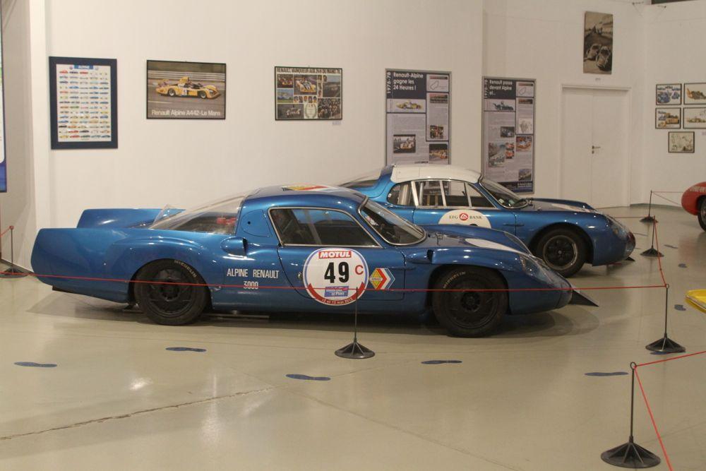 Musée des 24h du Mans IMG_1112