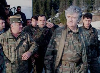 Guerra de Bosnia Karadzic_inspecciona_frente_guerra_bosnia11