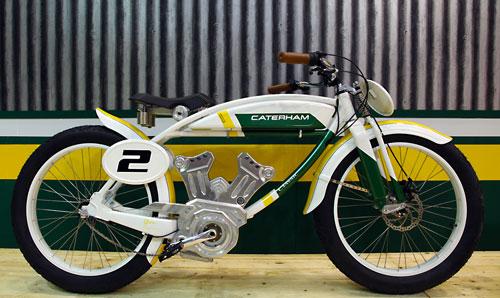 Bye Bike One: Vuelve el ciclomotor automático 2-caterham-nov-2013
