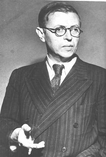 Les sosies Sartre