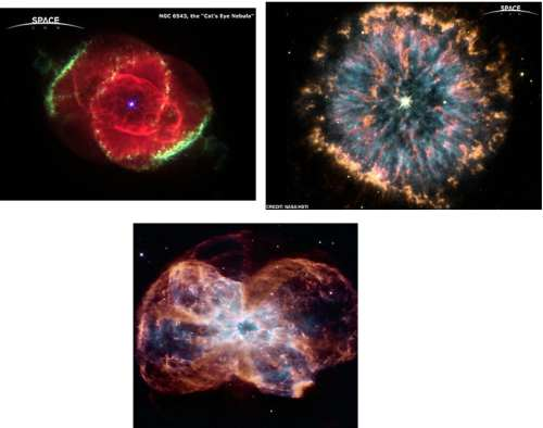 تجليات ملكوت السماء ..من خلال تلسكوب هابل 6