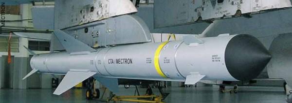 تطويري للميك-35 لمستوى adv.MIG-35 Mectron-MAR-1-ARM