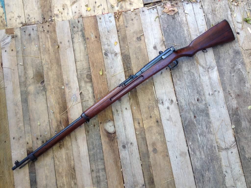 Arisaka Type 38 04
