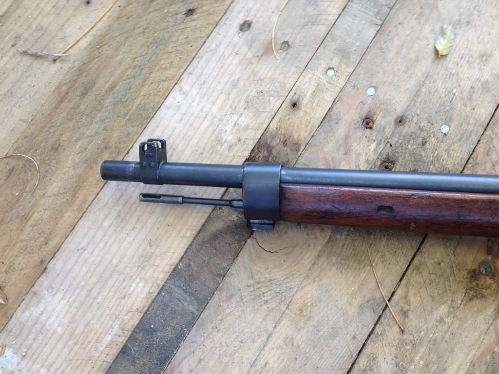 Arisaka Type 38 09