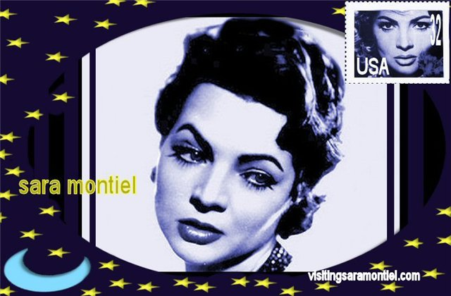 Сара Монтье/Sara Montiel Ba915e50cf4b