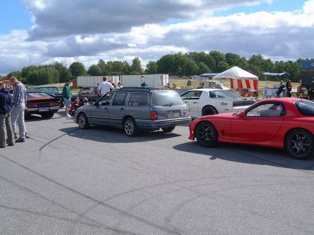 Grey - Sierra med V6:a som suger! SLUTKÖRT FÖR I ÅR! Blackrace