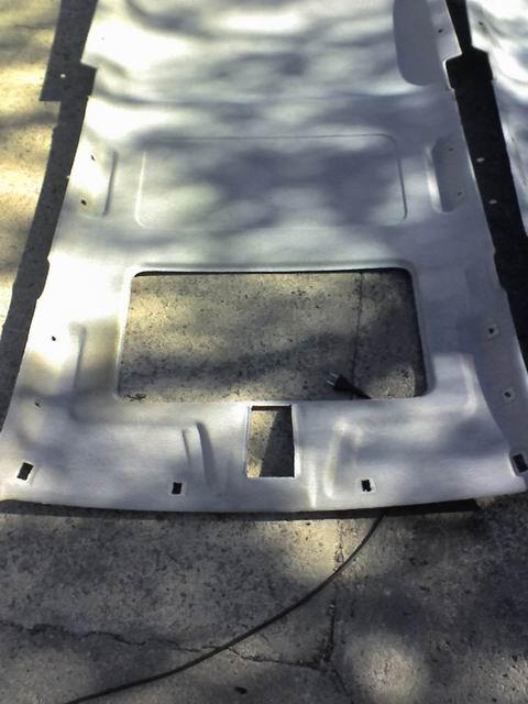Grey - Sierra med V6:a som suger! SLUTKÖRT FÖR I ÅR! Intredning2